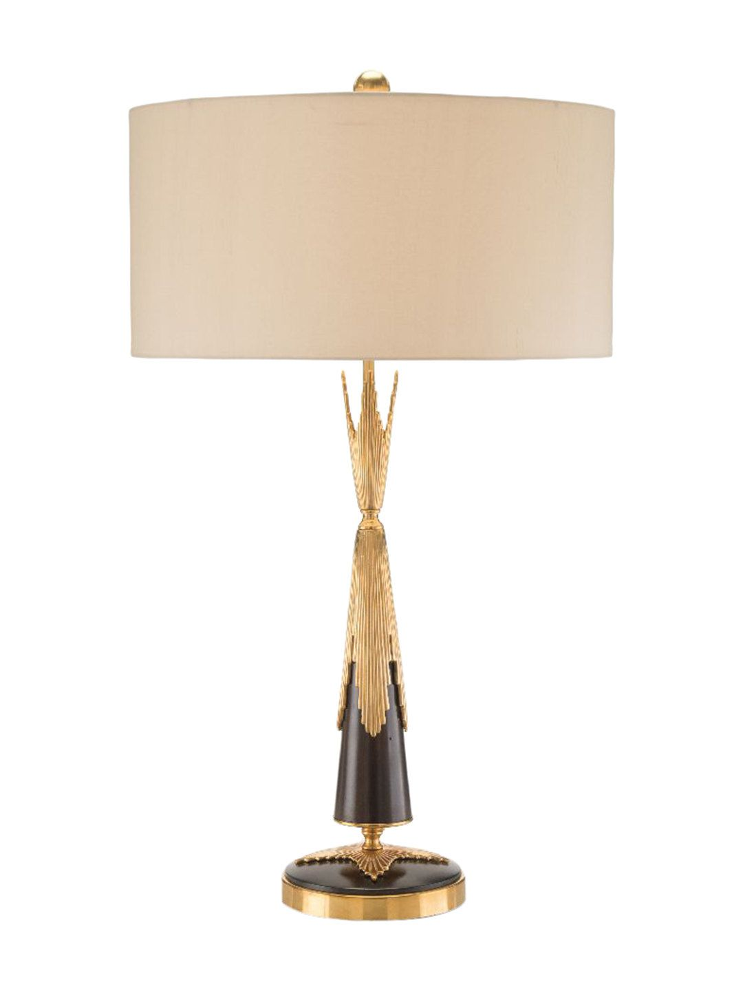 Deco sunburst table lamp by john richard at gilt new digs deco sunburst table lamp by john richard at gilt geotapseo Image collections