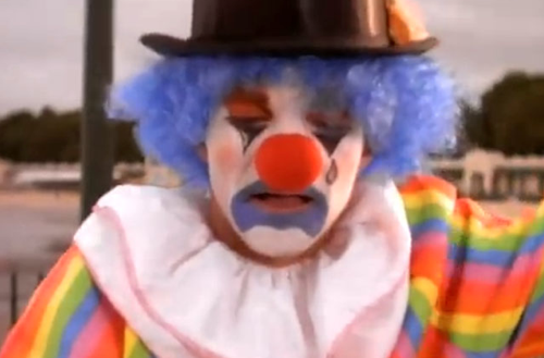 Avoid Creepy, Sad Clowns | 7 Things from Her Classic 'Fantasy' Video that She Should Do Today