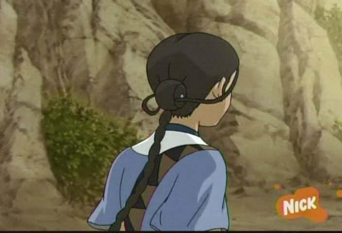 Katara S Hair Loopies That Make No Sense Avatar The Last Airbender Avatar The Last Airbender