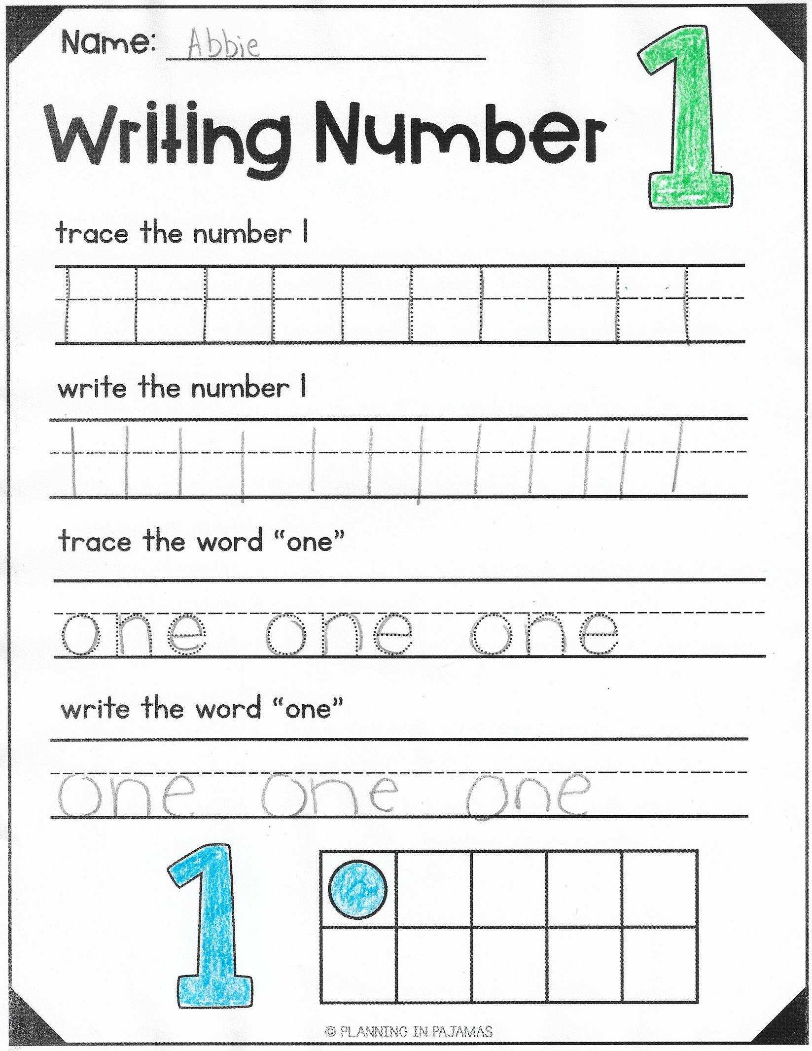 Predownload: Writing Number Practice Number Words Tracing Writing Numbers Writing Practice Elementary Writing [ 2131 x 1647 Pixel ]