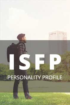 ISFP Personality Type [Artist, Composer, Producer,