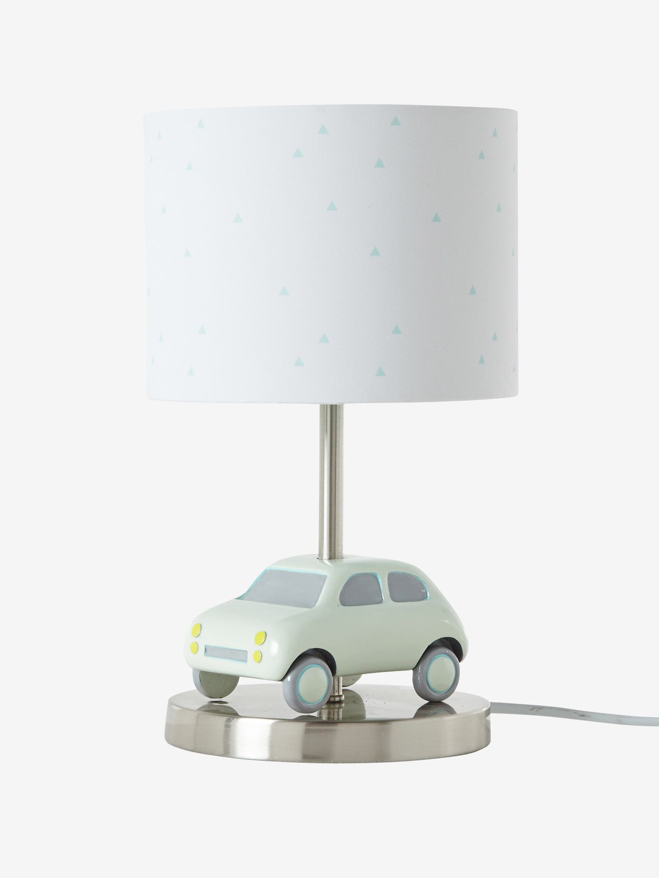 Kinderlampe mit Auto von Vertbaudet in grün - Nur € 2,95 Versand ...
