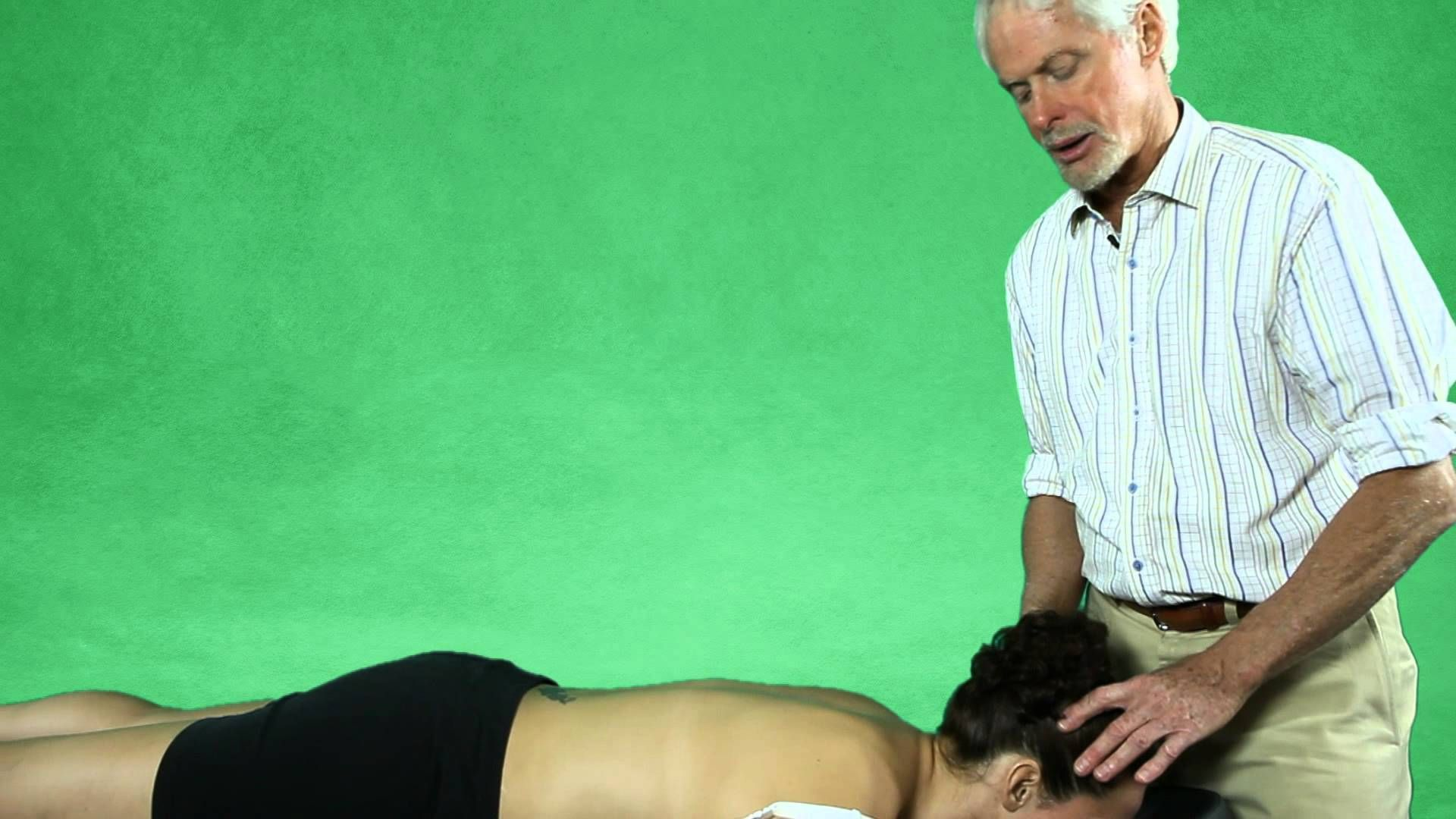 Learn the secrets of humps massage