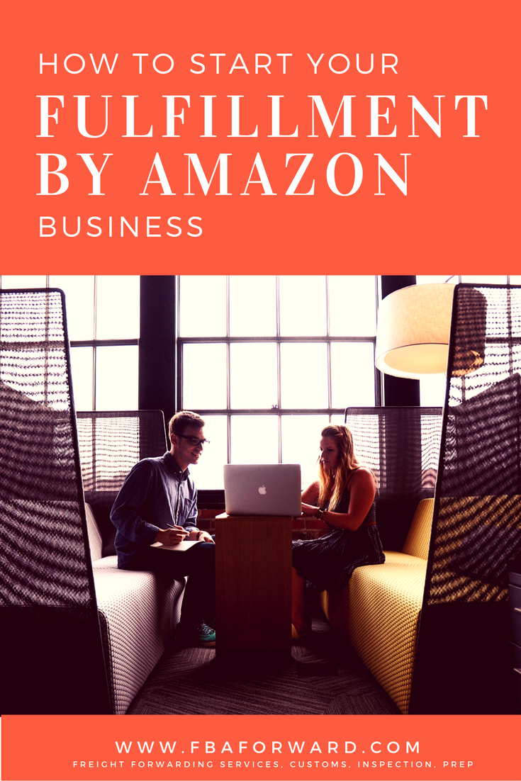 Starting your Fulfillment by Amazon (FBA) business can seem like a difficult task. Learn how to get started with FBAforward in 4 simple steps: fbaforward.com/how-to-get-started #amazonseller
