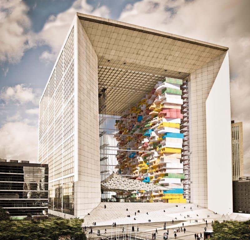 Stéphane Malka GuerillaArchitektur Architektur, Paris