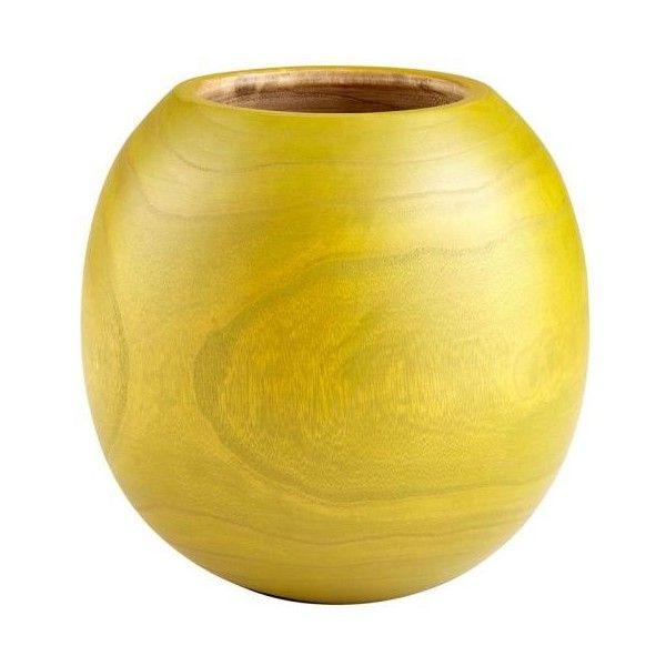 Cyan Design Large Jupiter Vase Jupiter 1075 Inch Tall Wood Vase
