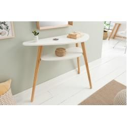 Reduced console tables