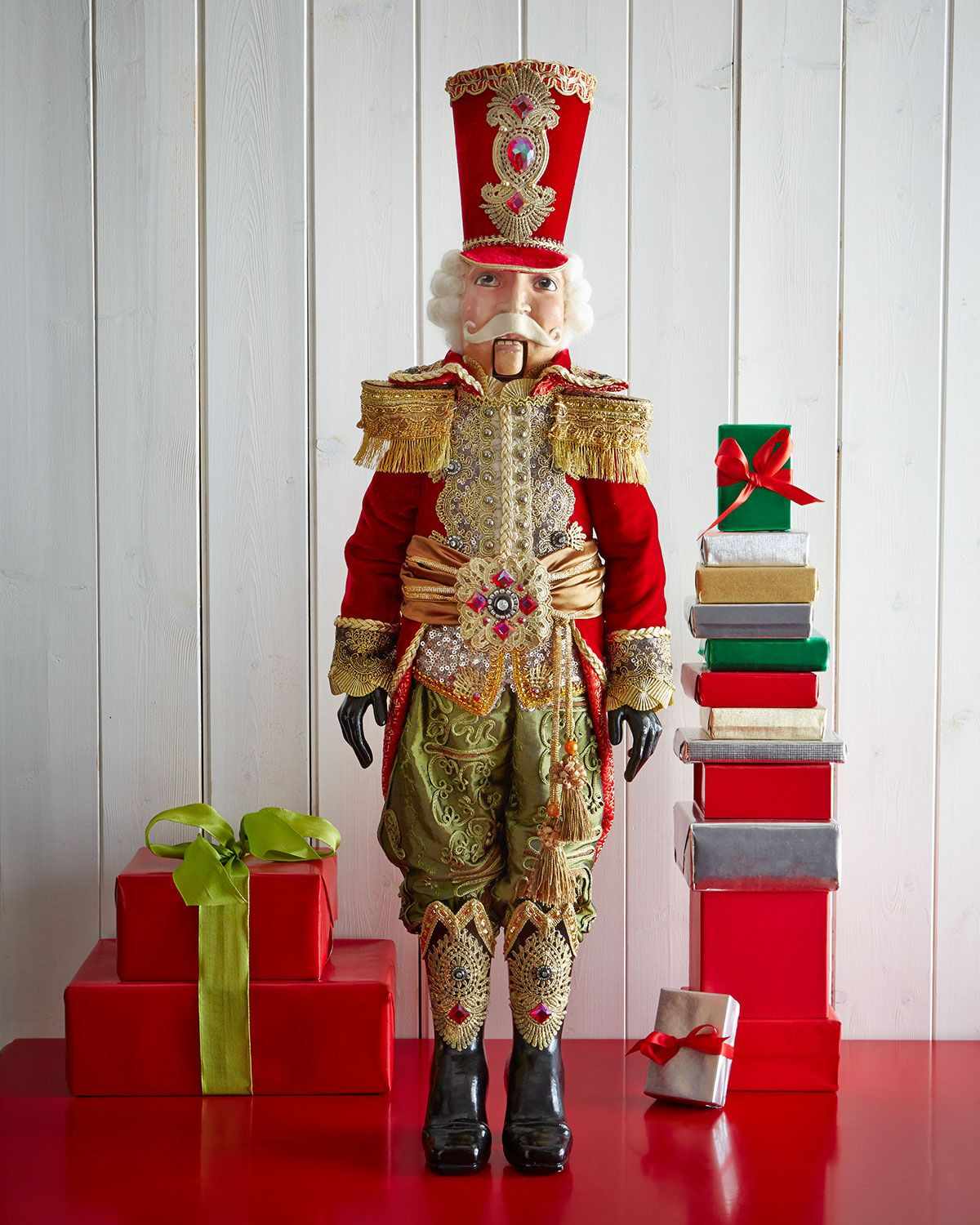Katherine's Collection Nutcracker Doll | Christmas | Pinterest | Dolls