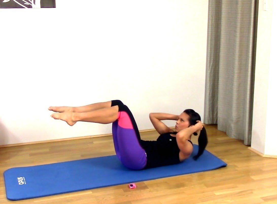 FREE Abs Core PILATES Workout - Pilates Core Blast BARLATES BODY BLITZ