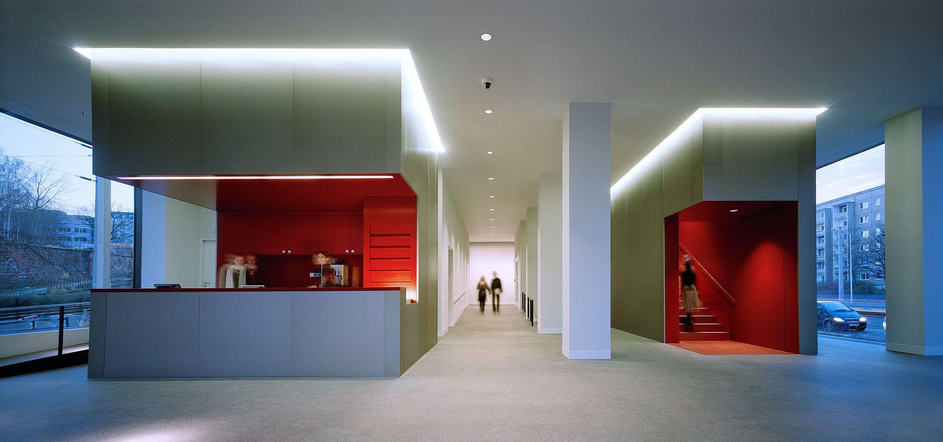 Museum Gunzenhausen, Chemnitz - arch. LICHT KUNST LICHT AG