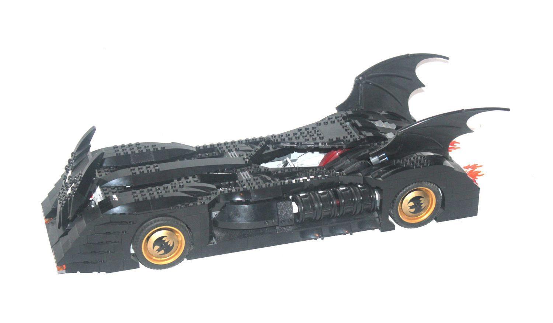 Vintage Lego Batman 7784 The Batmobile Ultimate Collectors Edition