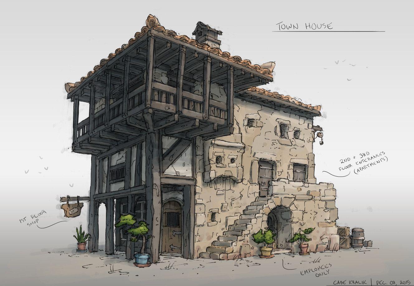 Town House  Gabe Kralik