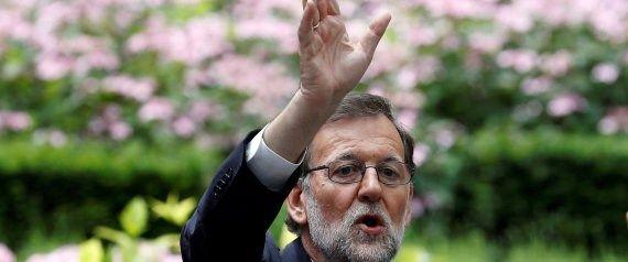 """Rajoy: """"Si el Reino Unido se va de la UE, Escocia también"""" (payaso)"""