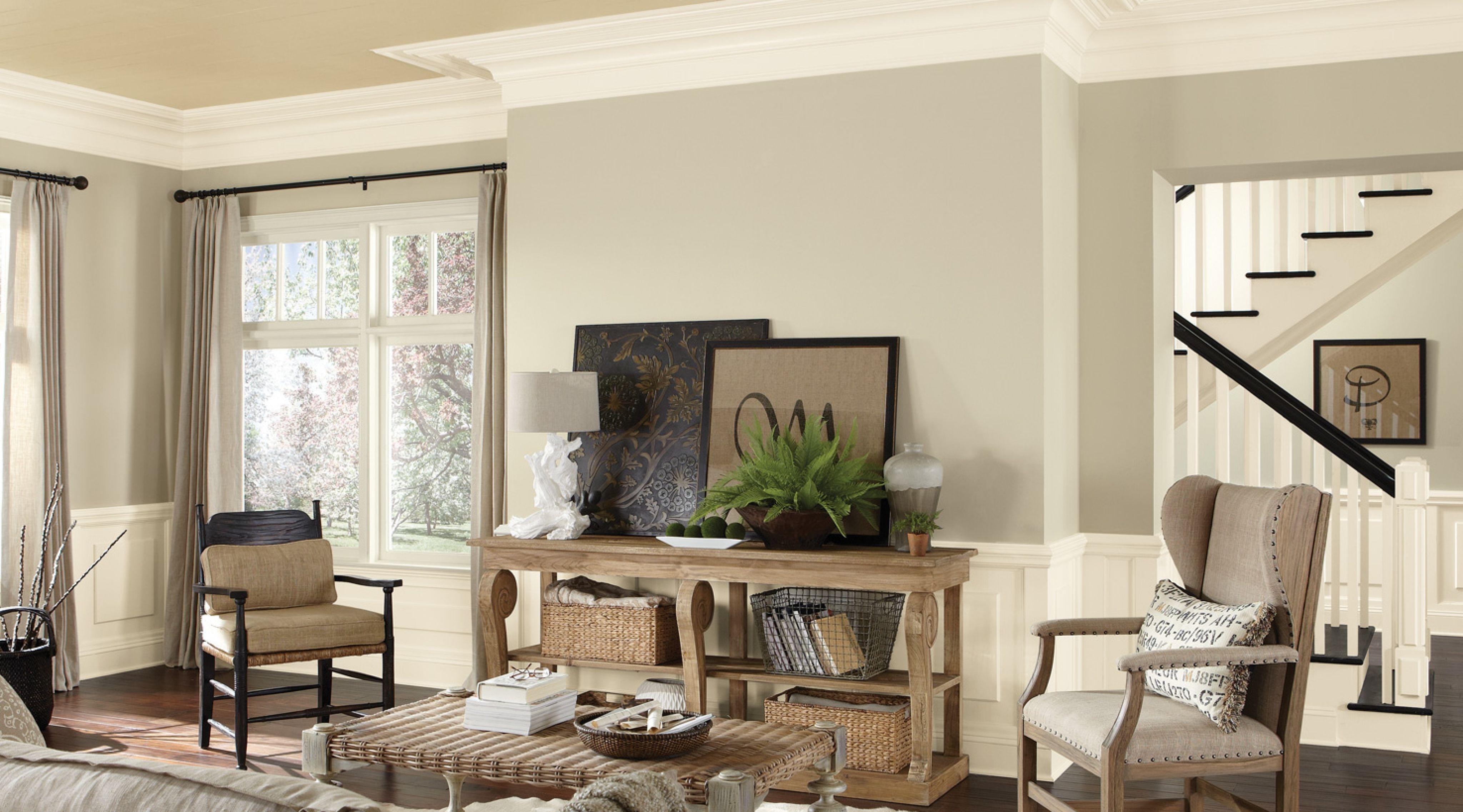 Paint Color Ideas For Living Room - neutral interior paint colors ...