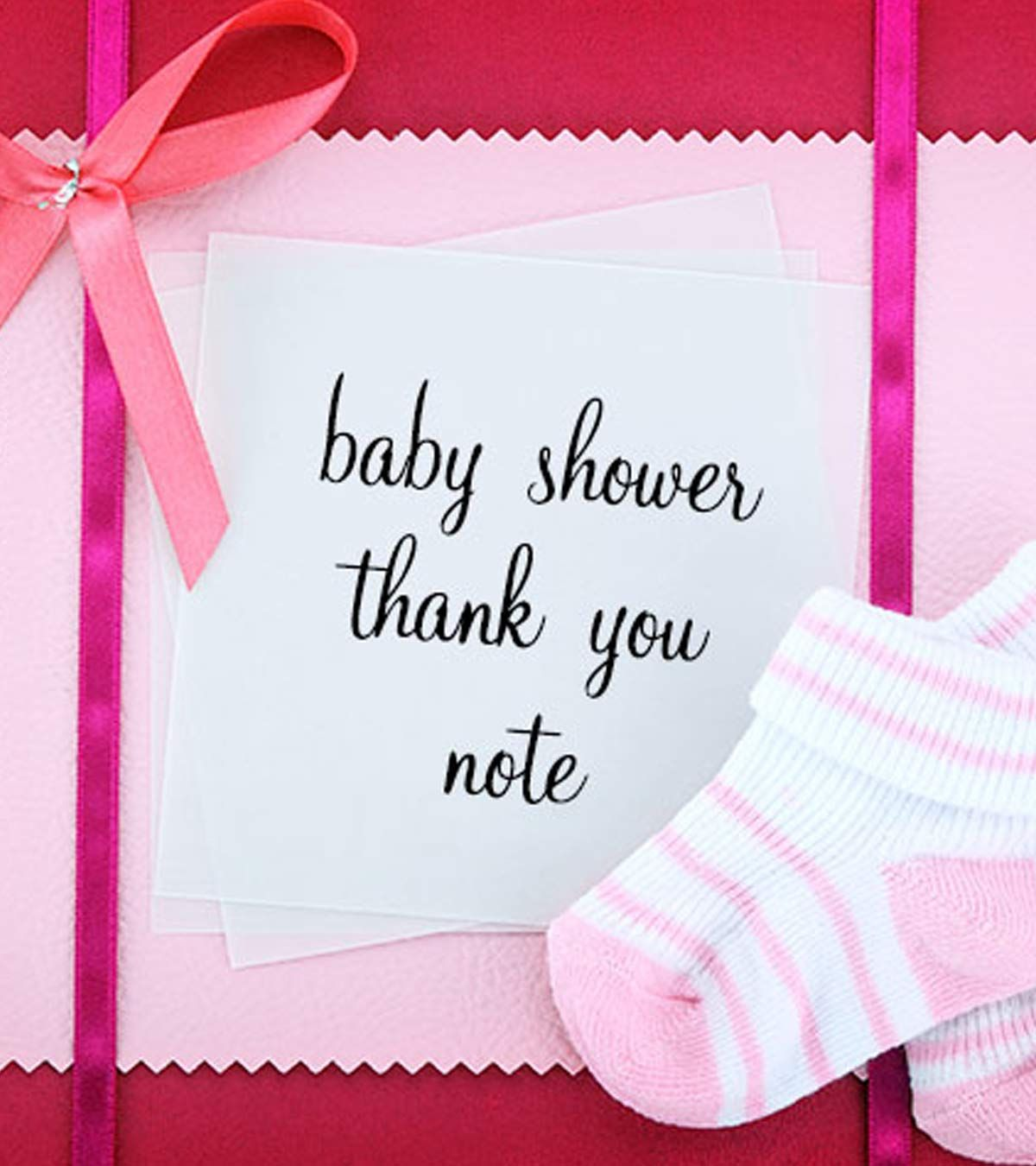 Baby shower thank you notes what to write in a thank you