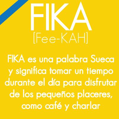 """Ya disfrutaron de su """"FIKA"""" hoy?? que no se les pase este pequeño tiempo de placer :)     ¿Cuál crees que sería la mejor palabra en español para FIKA?    #fika #sueco #cafe #donmanuel #costarica"""