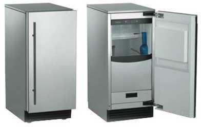 Scotsman Sccp50mb 1su Brilliance Gourmet Ice Machine 65 Lb Per Day Sonic Ice Maker Nugget Ice Maker Sonic Ice