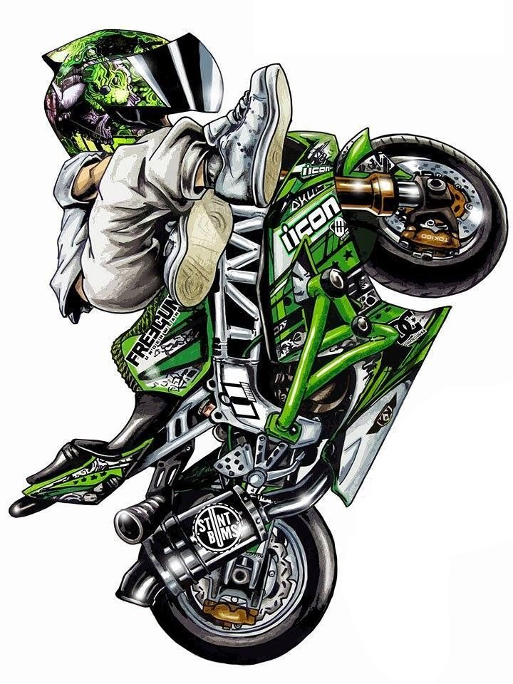 Adesivo De Parede Mapa Mundi Colorido ~ Pin by JP GO on Fantasy Pinterest Stunts, Stunt bike and Motorcycle art
