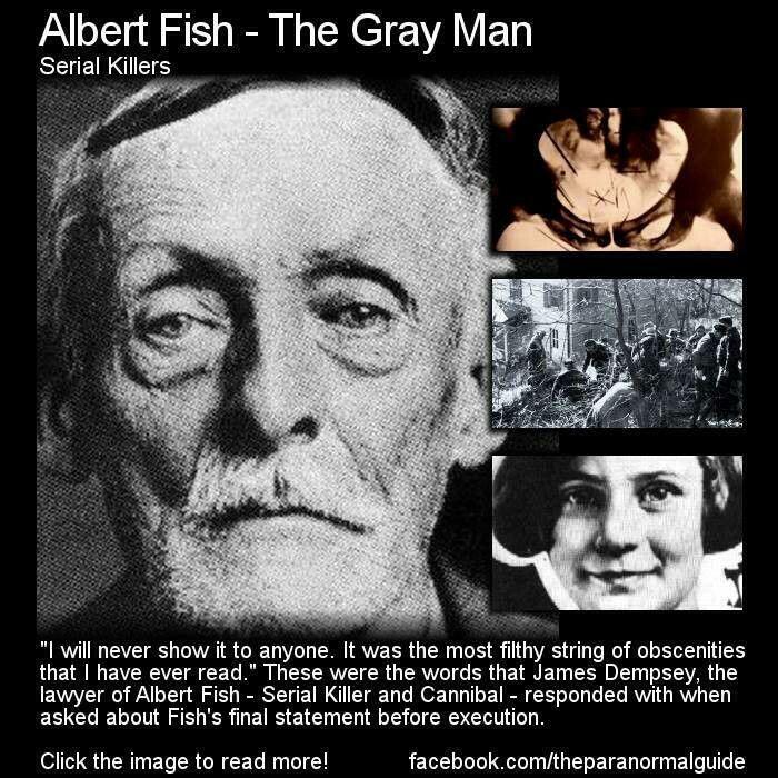 Albert Fish Famous Serial Killers Serial Killers True Crime