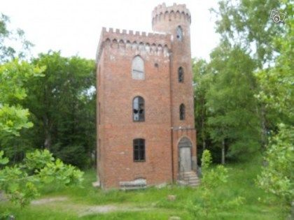 Micro Castle For Sale In Sweden And The Odd Pod Micro Housing Design Castle House Plans Small Castles Castle House