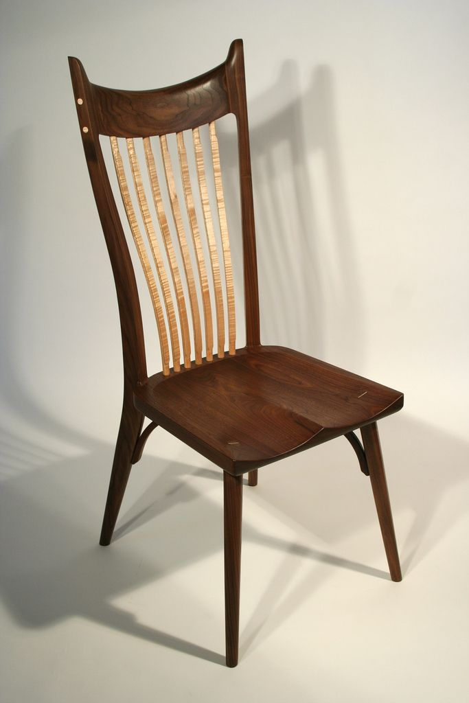 Beautifully Done Chair Timothy S Fine Woodworking In Helena