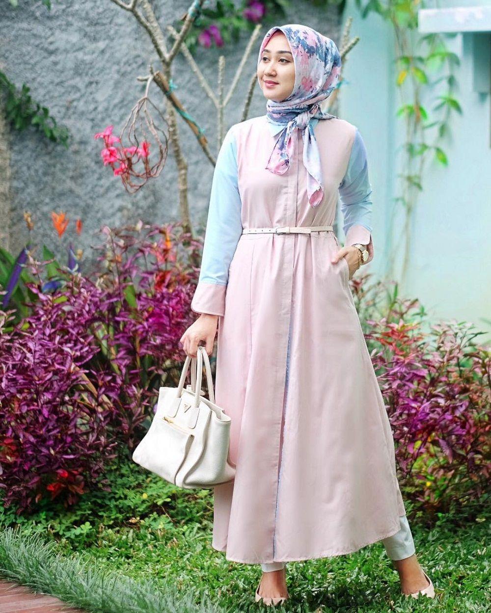 Baju Dian Pelangi 2017 : pelangi, Mosleem, Hijab