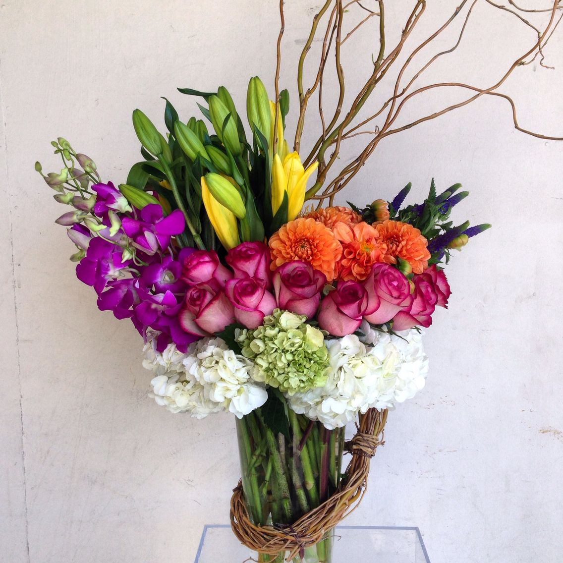 Arrangement of the day by my little flower shop designed by alan my little flower shop is a boutique palm springs florist and event design studio located in the heart of palm springs californias chic uptown design mightylinksfo Choice Image