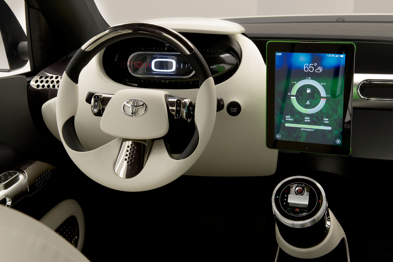Toyota Calty U2 Concept 2014