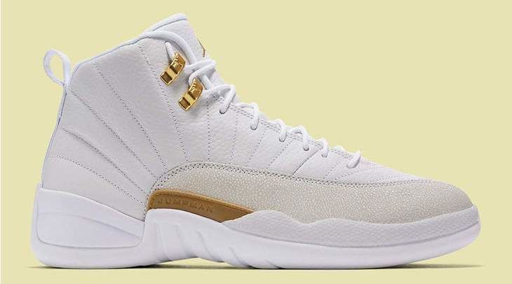 e6f62682a7abc5 Nike Teases Official Images of the OVO Jordan 12 Here s Drizzy s latest  Jordan collaboration.