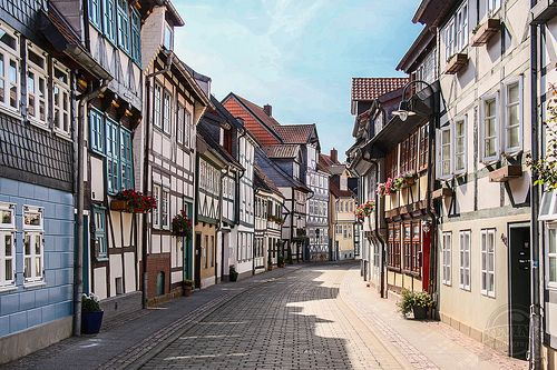 Wolfenbuettel - Wolfenbuettel reflects a superb Renaissance town layout, with a lovely mix of stately and charming buildings.