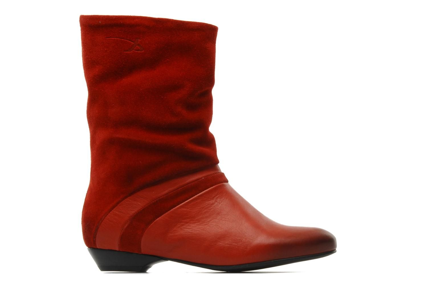 The hunt continues, red boots.