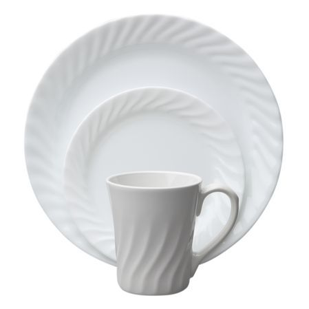 CORELLE® Vive™ Enhancements 16-pc Dinnerware Set - Shop World Kitchen Corelle makes  sc 1 st  Pinterest & CORELLE® Vive™ Enhancements 16-pc Dinnerware Set - Shop World ...