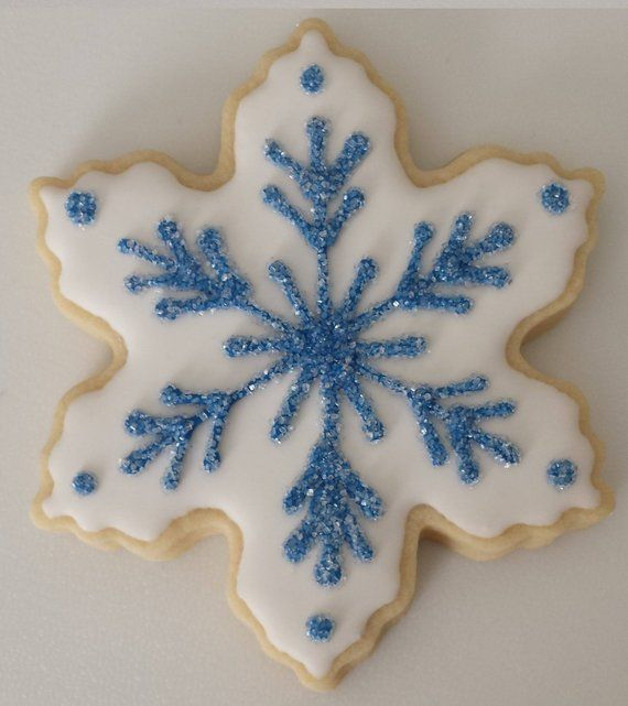 Photo of Snowflake Sugar Cookies, Snowman Cookies, Winter Birthday Party Cookies, Holiday Party Cookies, Christmas Party Cookies