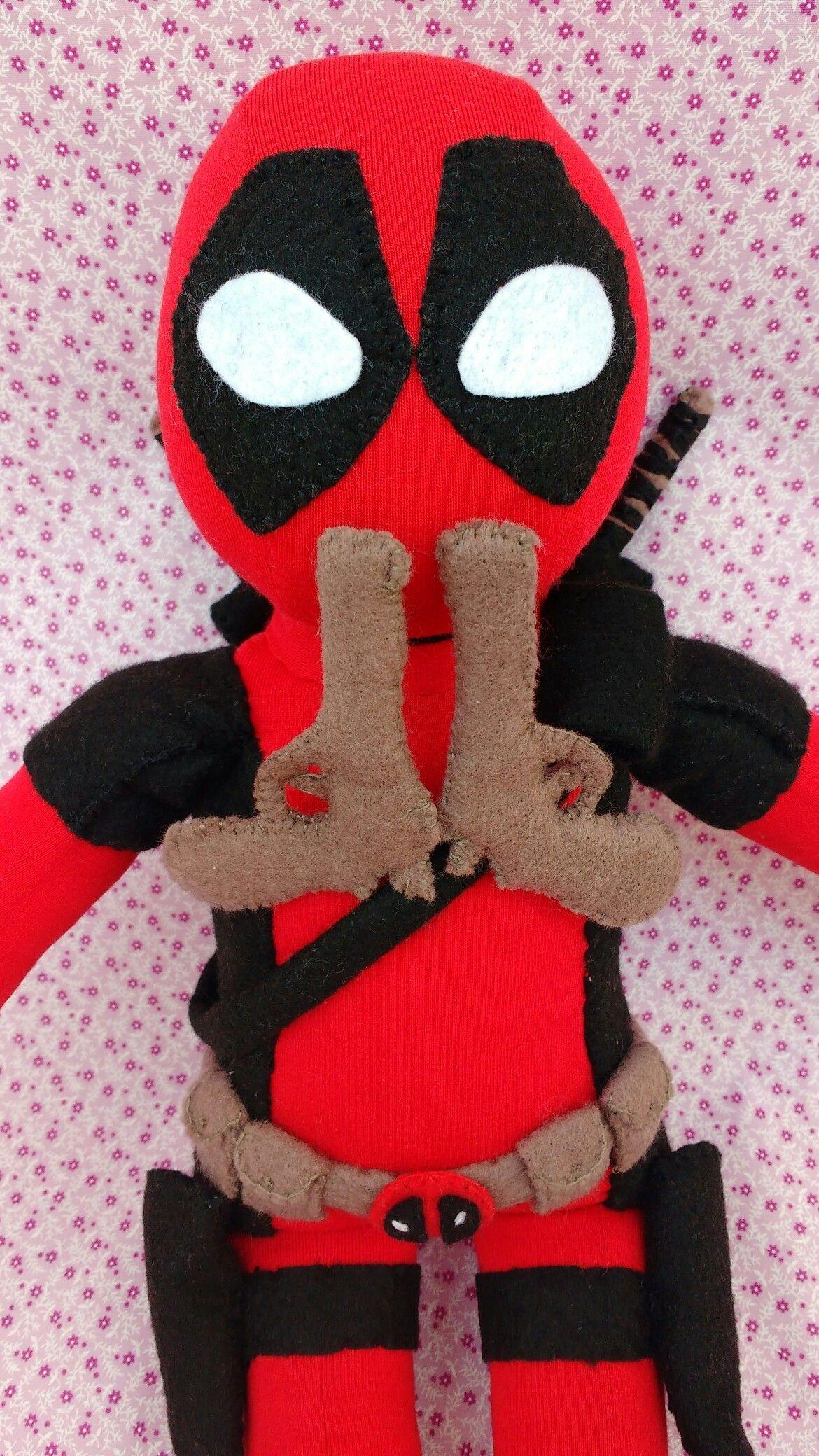 Deadpool - cheiro de perigo