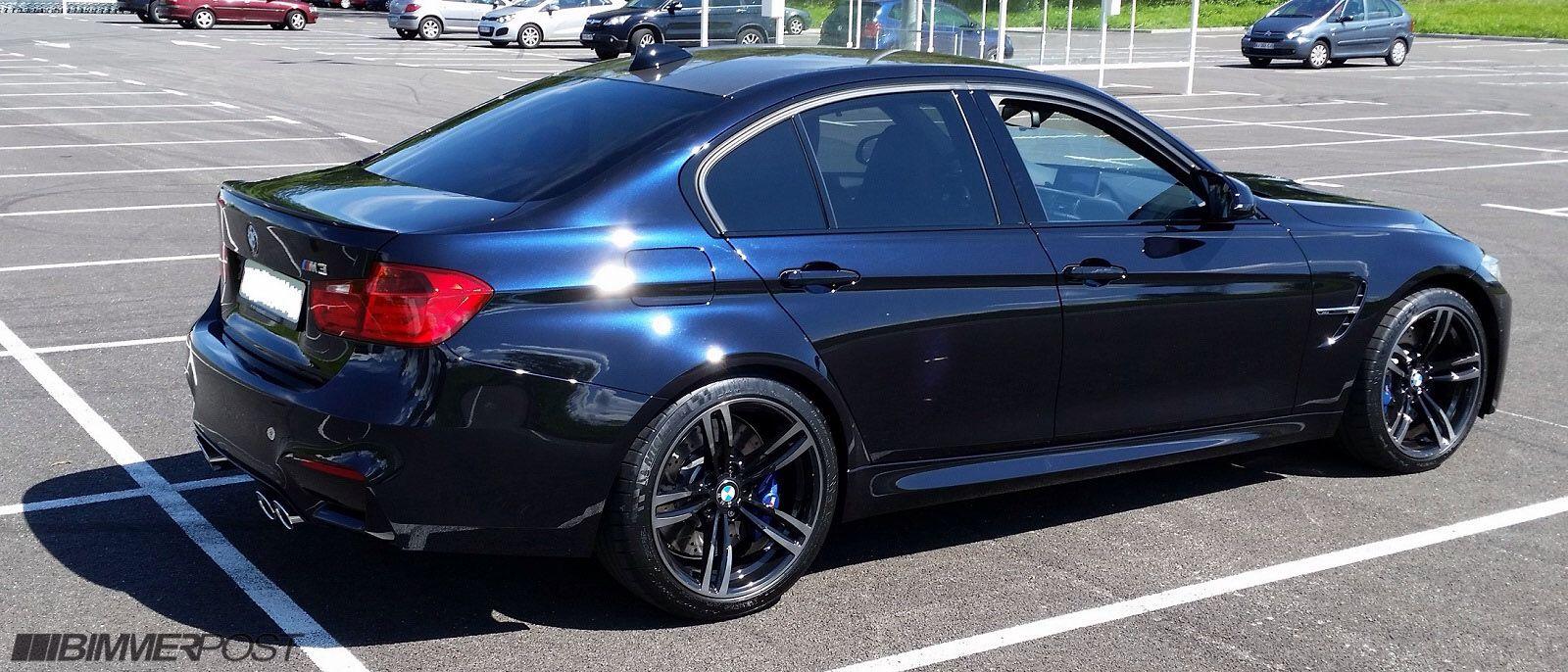 M3 azurite black