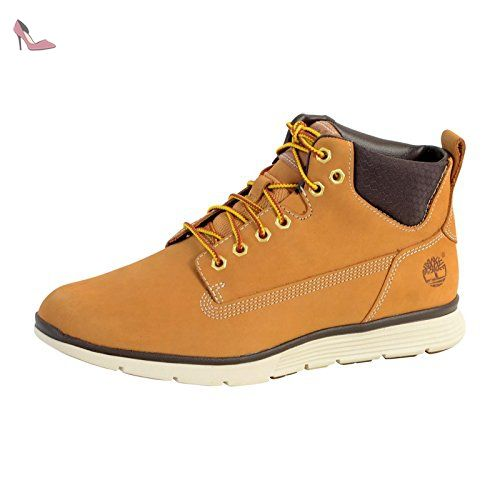 Timberland Killington Chukka Wheat Nubuck CA191I, Bottes