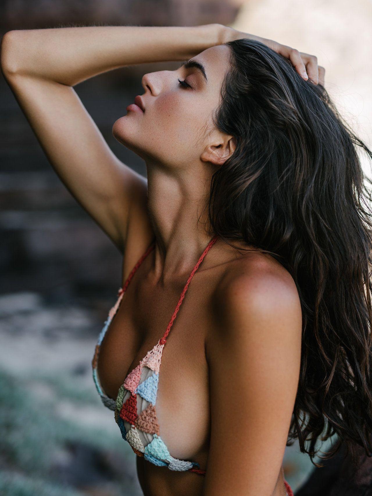 Hot Brazilian Model