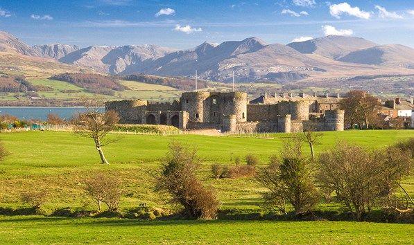 Beaumaris Castle #visitwales