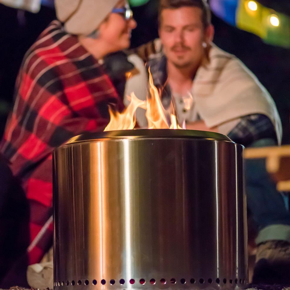 Bonfire wood burning fire pit fire pit portable fire pits