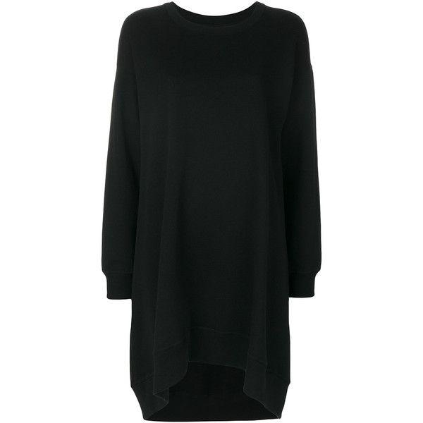 Pin By Iffah Fathin On Style: Mm6 Maison Margiela Oversized Sweatshirt Dress (1,395 MYR
