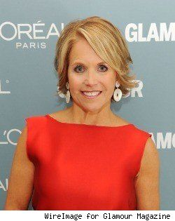 Katie Couric Short Choppy Hair Color And Cut Cute Hairstyles