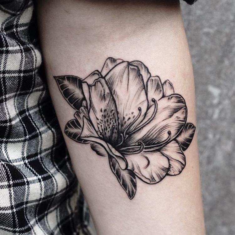 1337tattoos Tattoos Flower Tattoo Shoulder Ink Tattoo