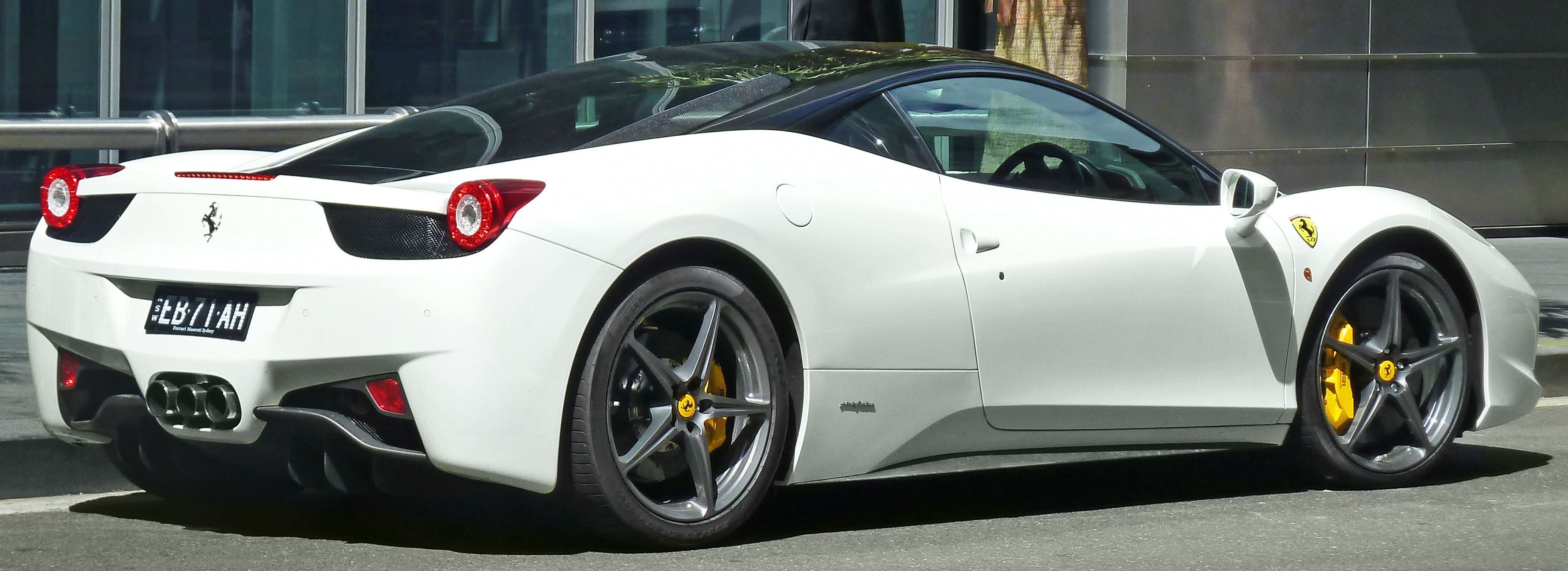 1000 images about cars on pinterest beautiful miami and los ferrari 458 italia coupe white center car photo pinterest coupe ferrari and italia vanachro Gallery