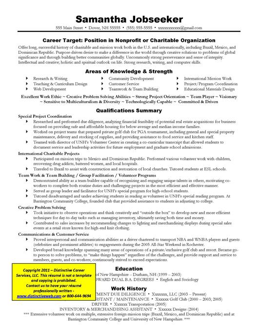 Targeted Resume Resume Writing Tutorial Writing A