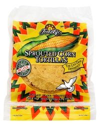 #sprouted corn tortillas | Corn tortillas, Gluten free ...