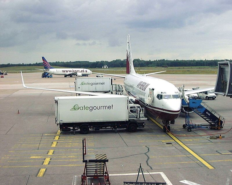 Air Berlin Catering Eddh Gate Gourmet Wikipedia Food Cart Airline Vulnerability