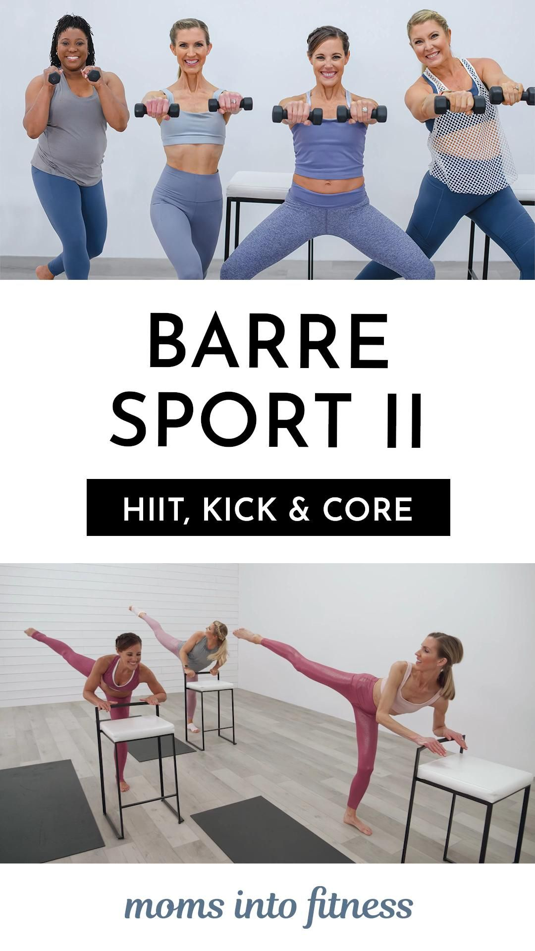 Barre Workouts At Home