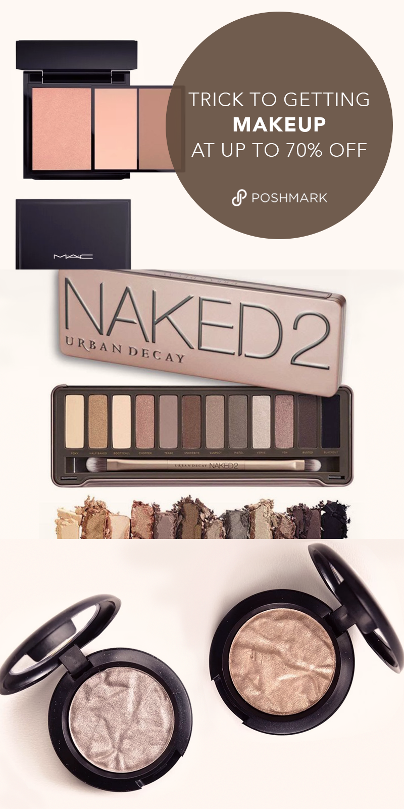 Why pay full price for makeup when you can get it all for