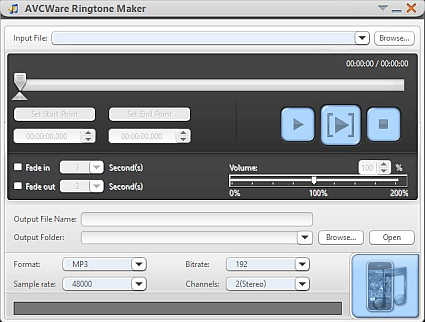 Create Custom Ringtones From Most Audio Or Video Files With This Easy To Use Program Gizmo S Freeware Custom Ringtones Audio Graphing Calculator