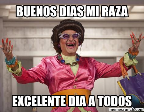 Memes De Buenos Dias Graciosos Para Whatsapp Memes De Buenos